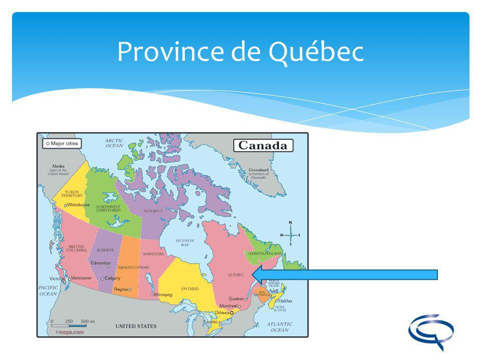 Province de Québec