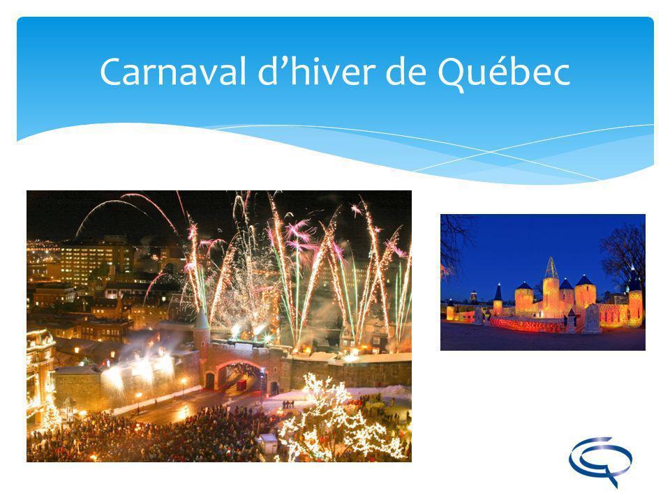 Carnaval d'hiver de Québec