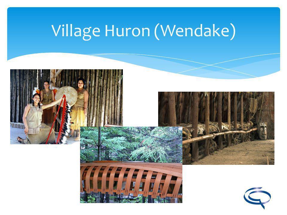 Village Huron (Wendake)