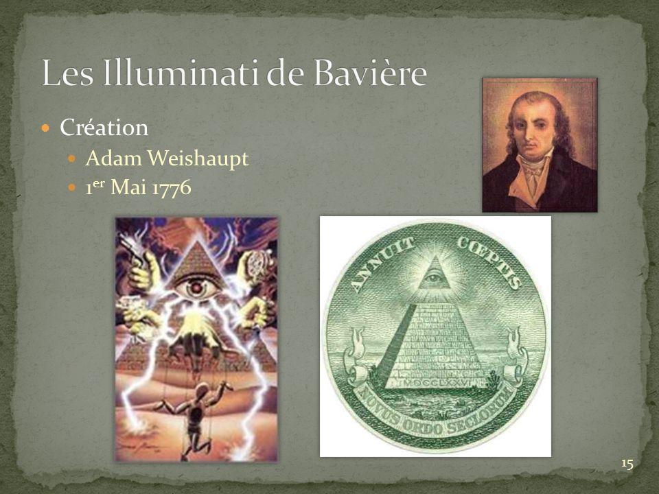Les Illuminati de Bavière