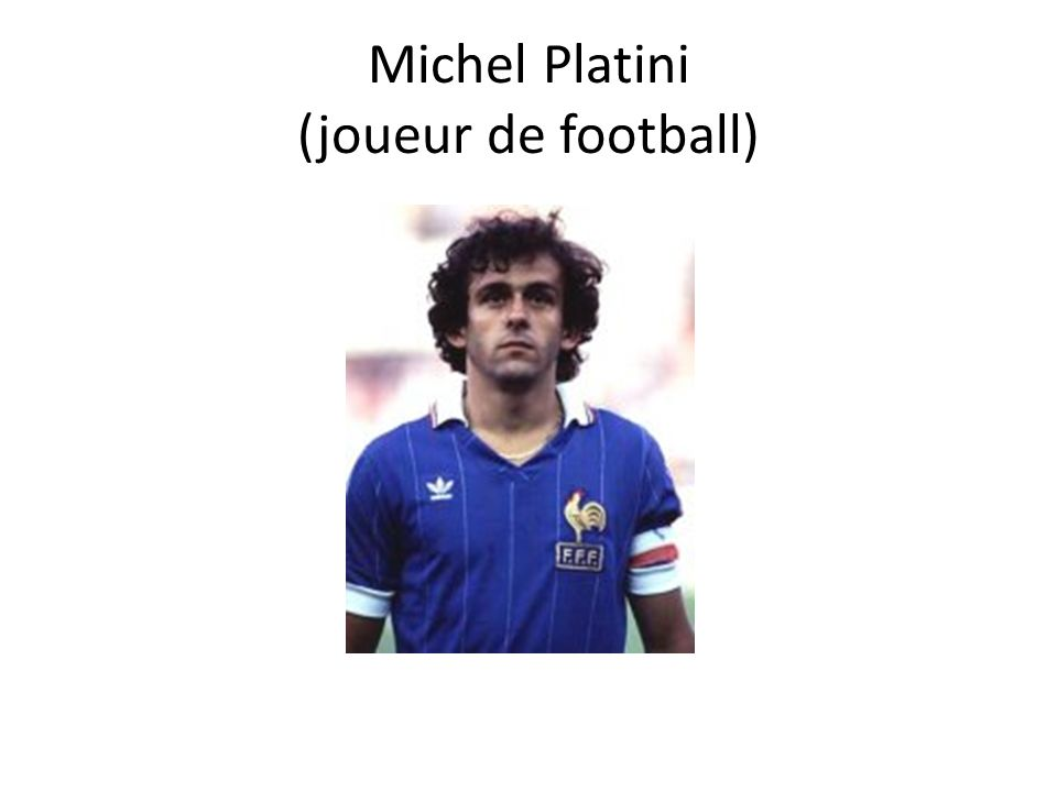 Michel Platini (joueur de football)