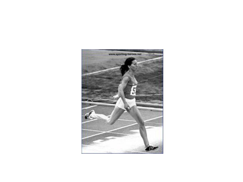 En 1968, elle remporte la médaille d or du 400 mètres lors des Jeux olympiques de Mexico