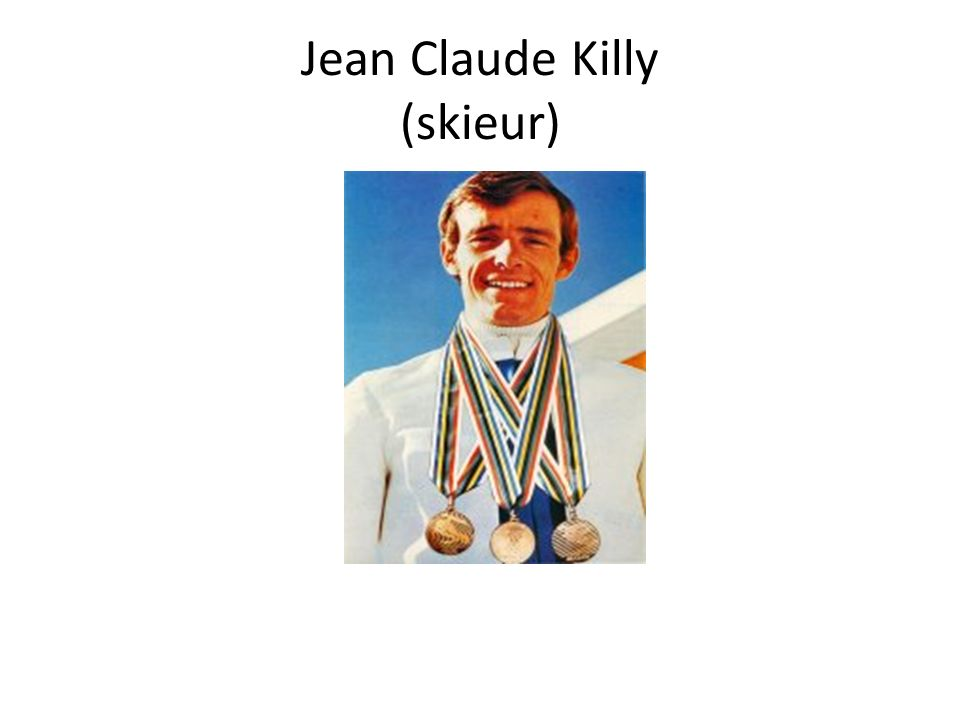 Jean Claude Killy (skieur)