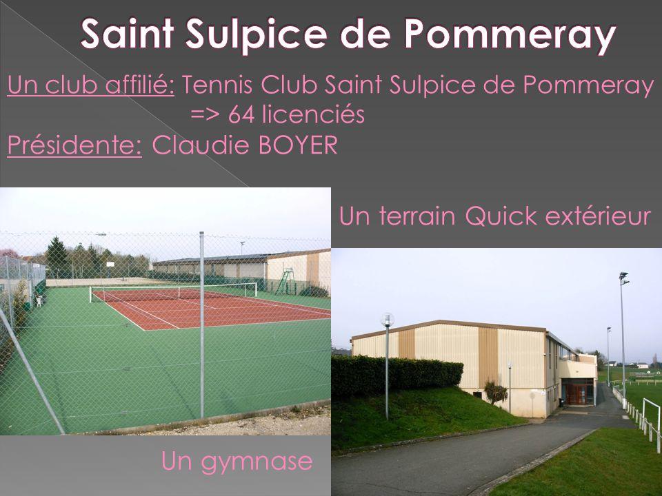 Saint Sulpice de Pommeray