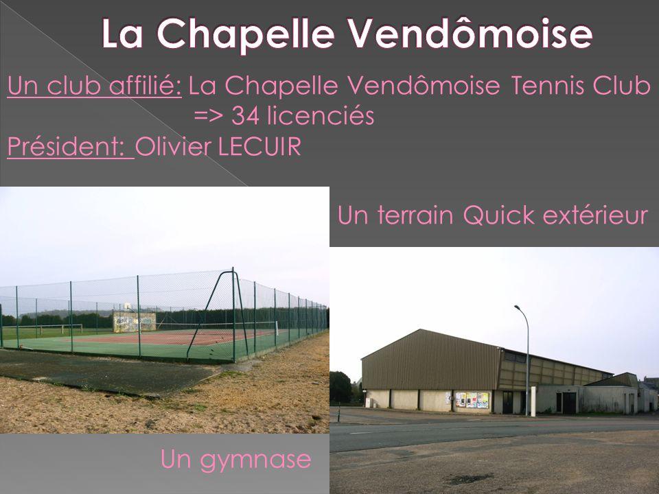 La Chapelle Vendômoise