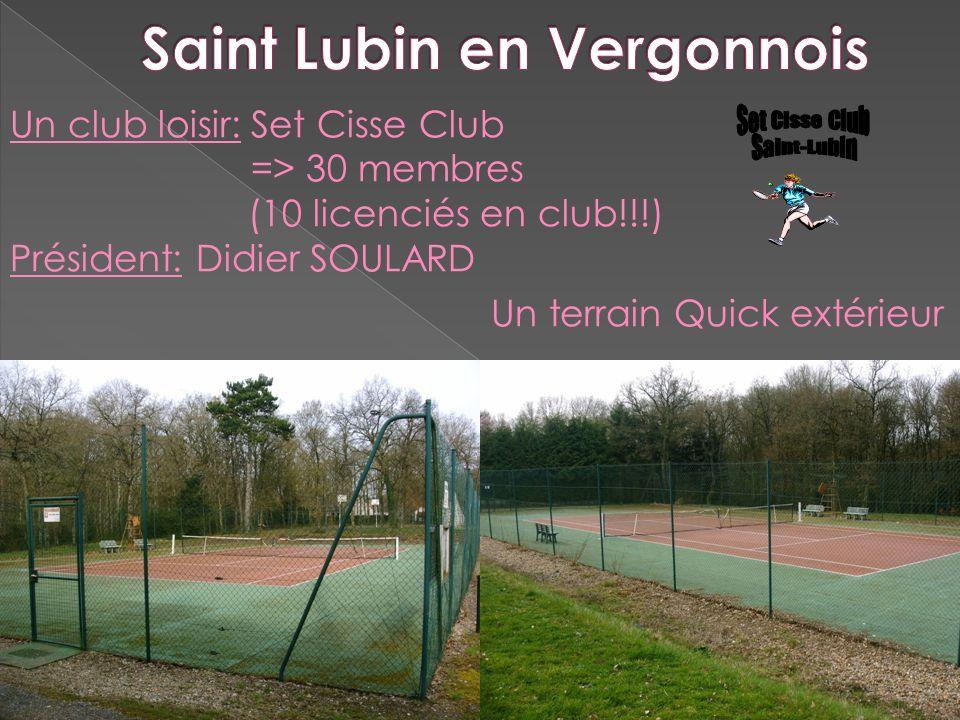 Saint Lubin en Vergonnois