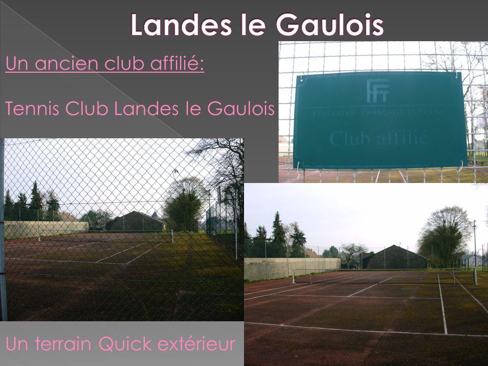 Landes le Gaulois Un ancien club affilié: