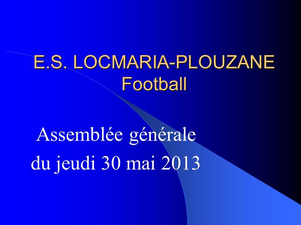 E.S. LOCMARIA-PLOUZANE Football