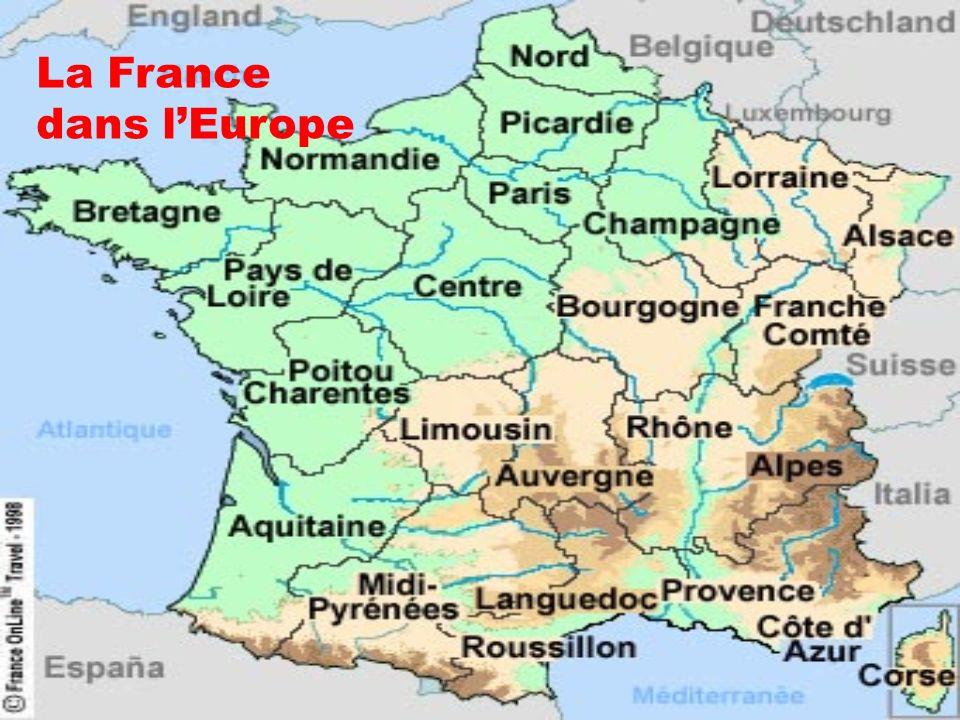 La France dans l'Europe