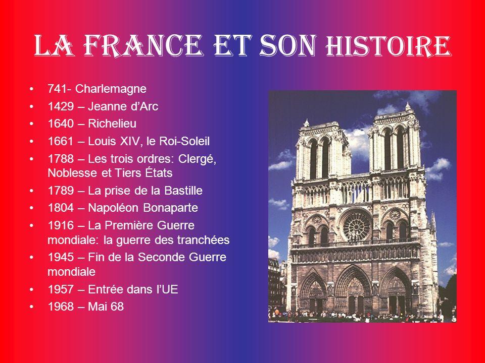 La France et son histoire