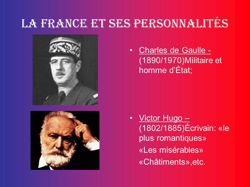 La France et ses personnalités