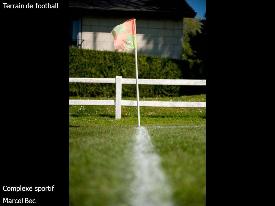 Terrain de football Complexe sportif Marcel Bec