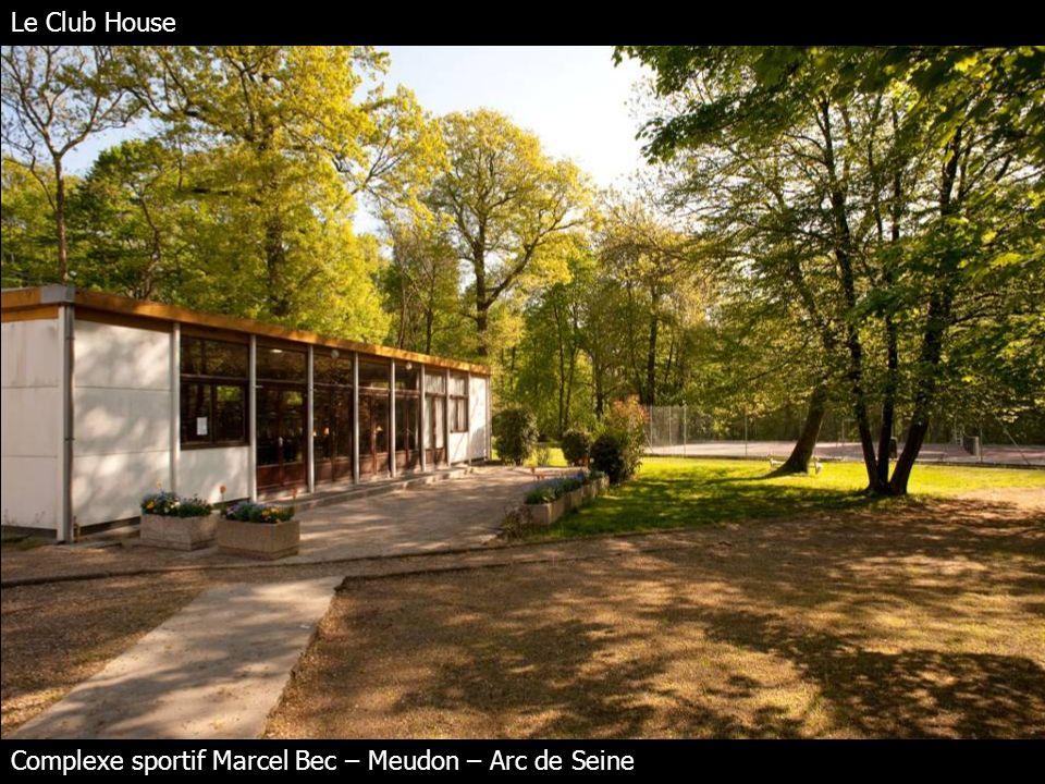 Le Club House Complexe sportif Marcel Bec – Meudon – Arc de Seine