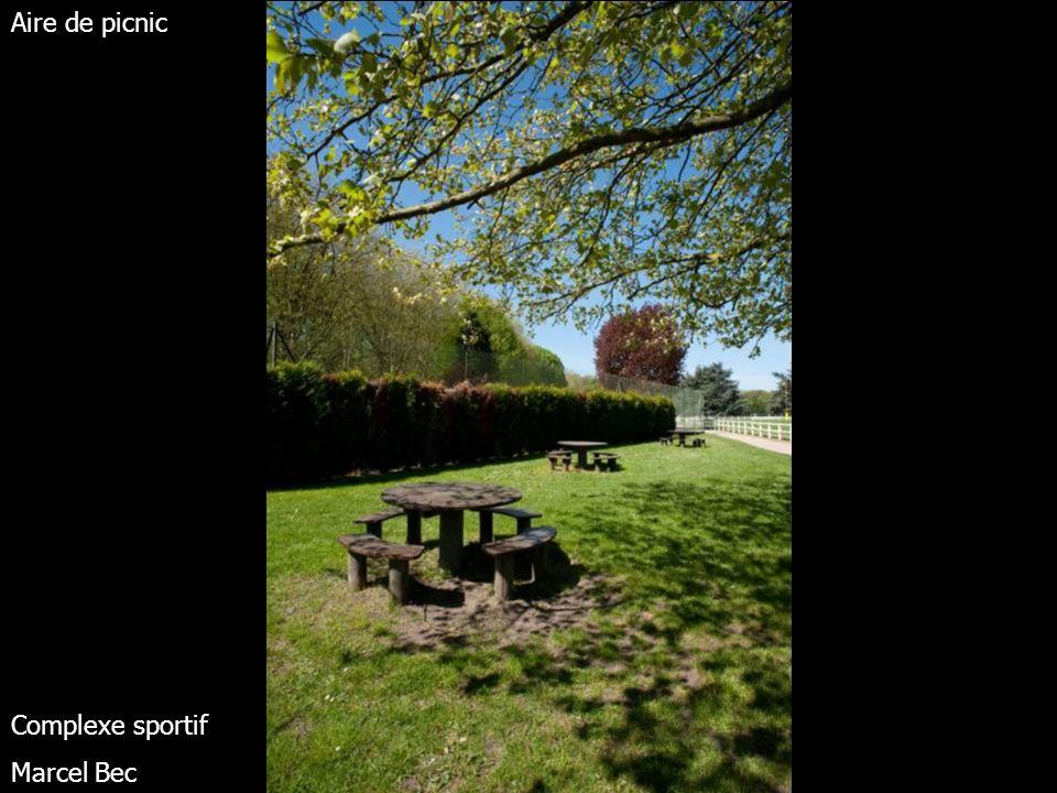 Aire de picnic Complexe sportif Marcel Bec