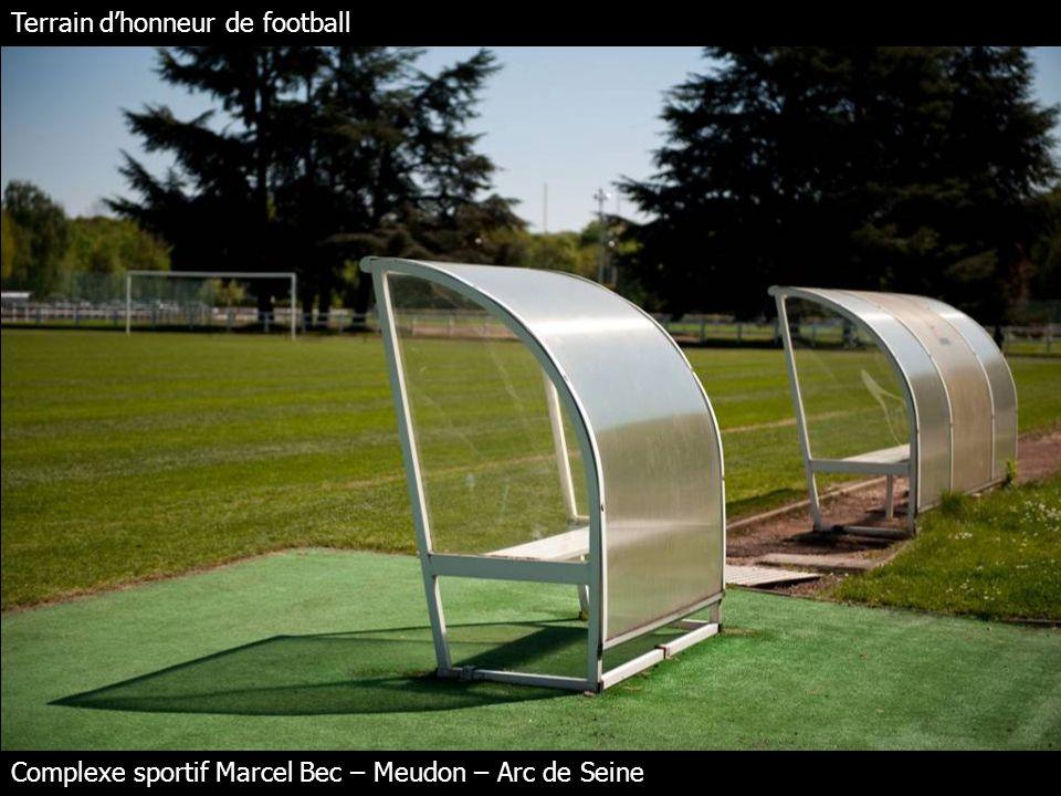 Terrain d'honneur de football
