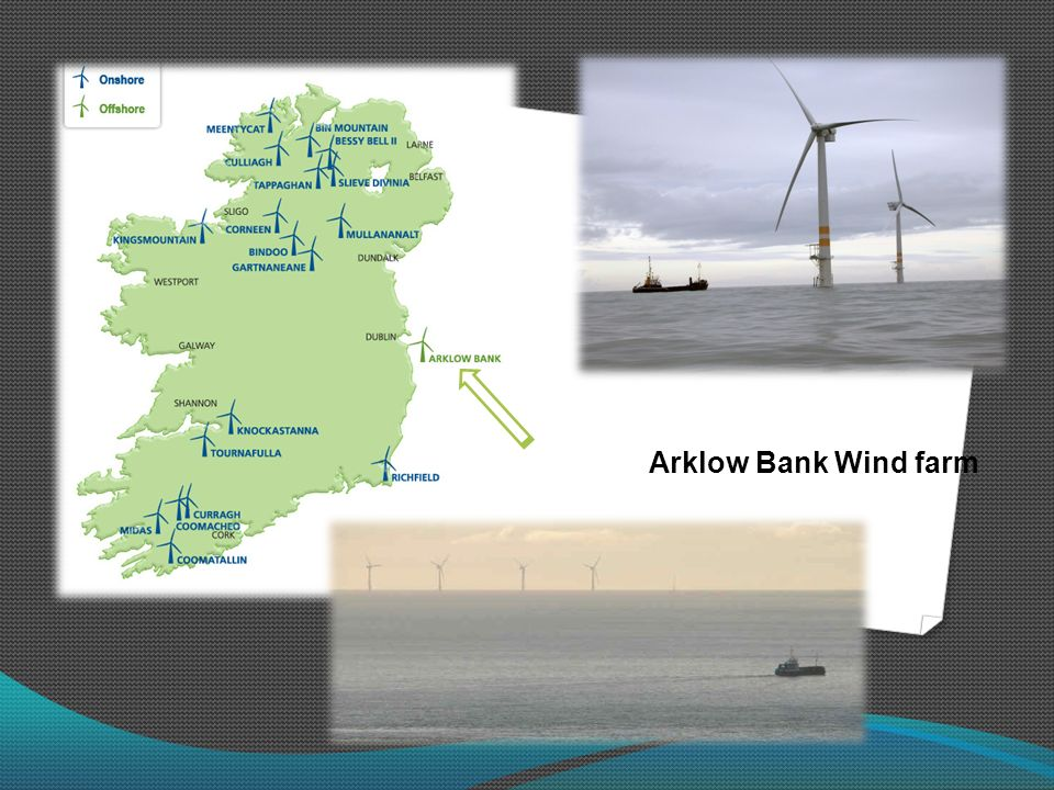 Arklow Bank Wind farm