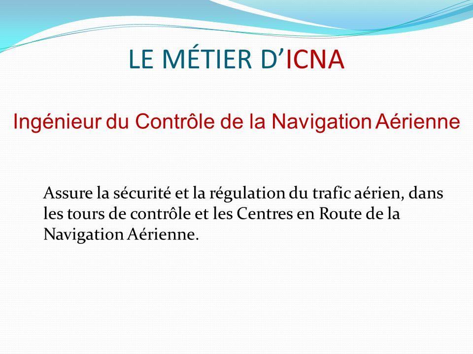 Ingénieur du Contrôle de la Navigation Aérienne