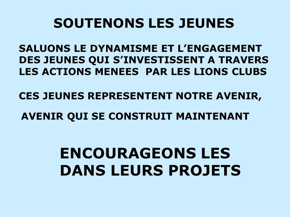 LA JEUNESSE UNE FORCE EN MOUVEMENT François ROTZINGER - DDCN Jeunesse