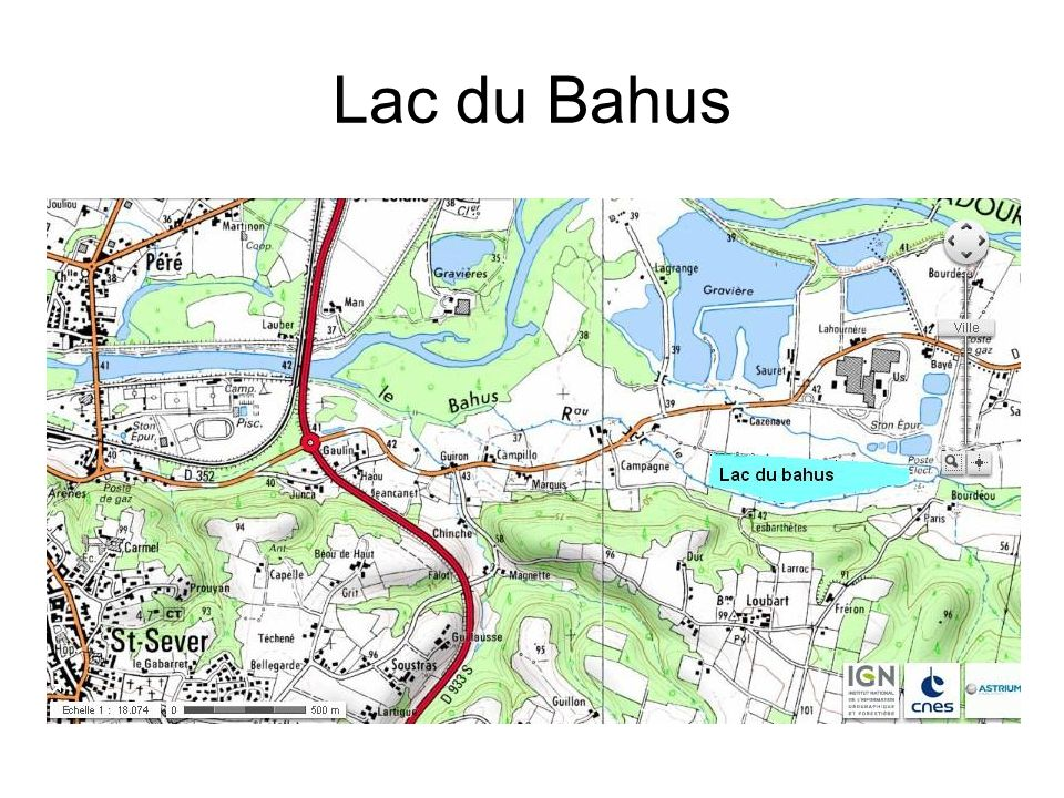 Lac du Bahus