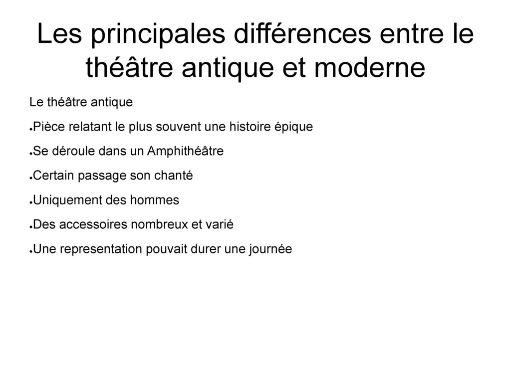 La trag die antique introduction ppt video online for Difference entre pieux et micropieux