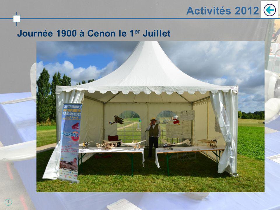Activités 2012 Meeting de SURIN le 26 Août