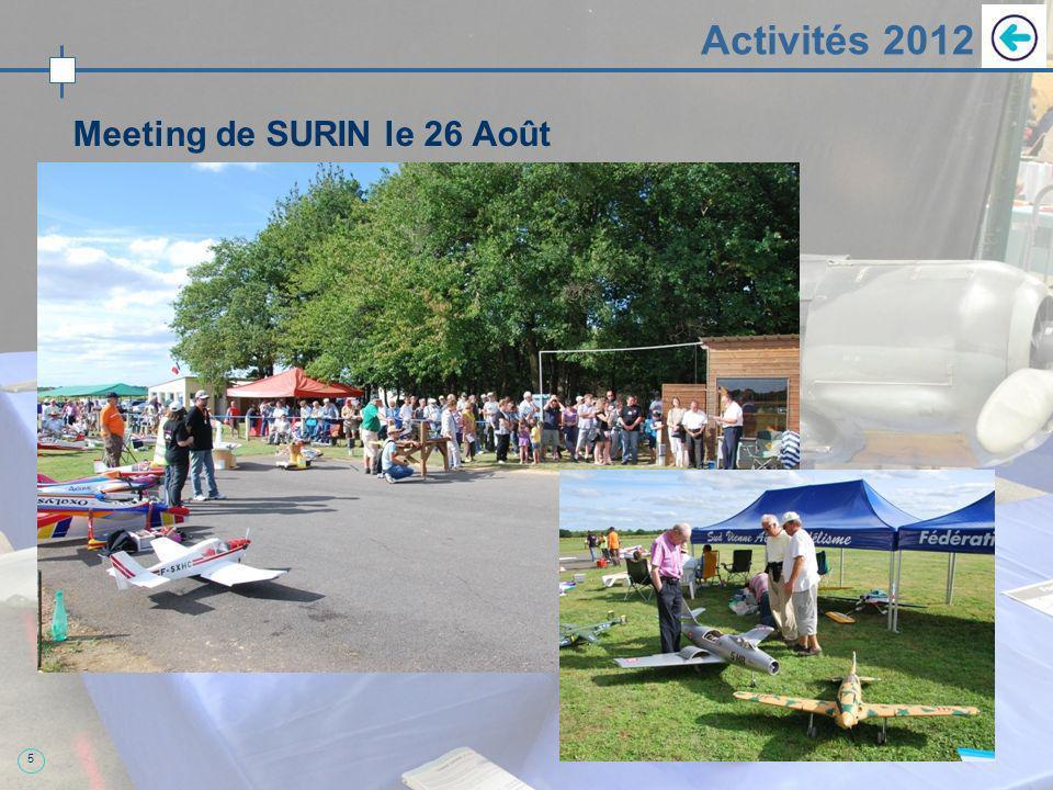 Fête du sport à Châtellerault le 2 Septembre 2012