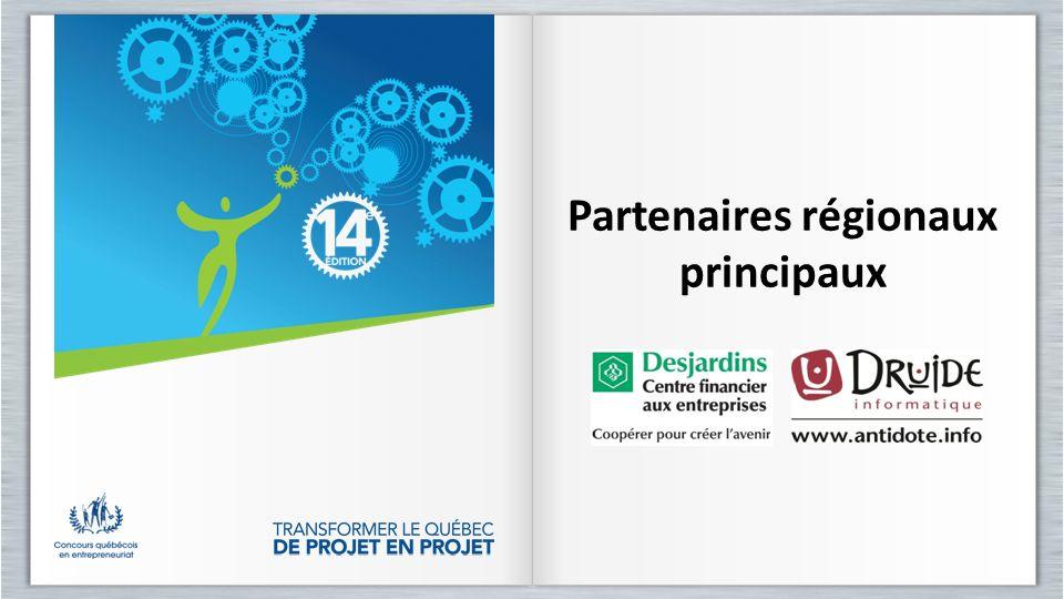 Partenaires régionaux