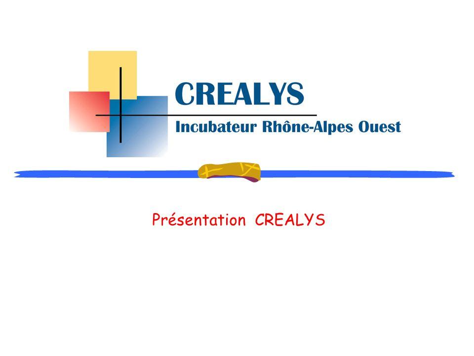 30/03/2017 Présentation CREALYS pppp