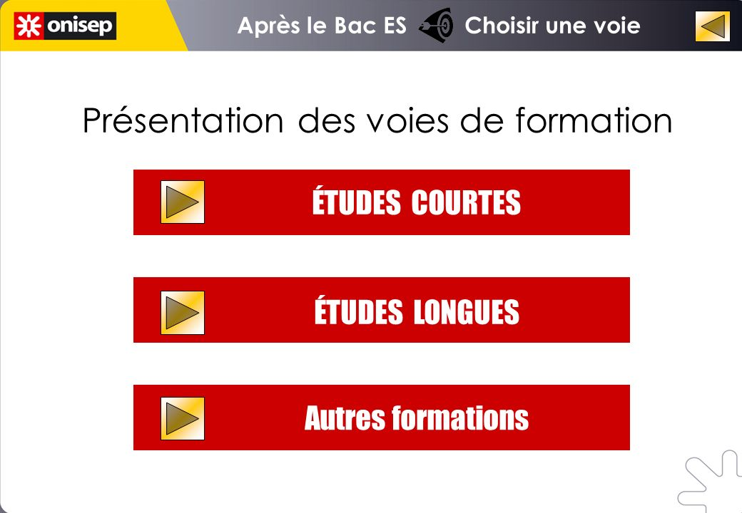 Apr s le bac es version longue novembre ppt t l charger for Etude de cuisine apres le bac