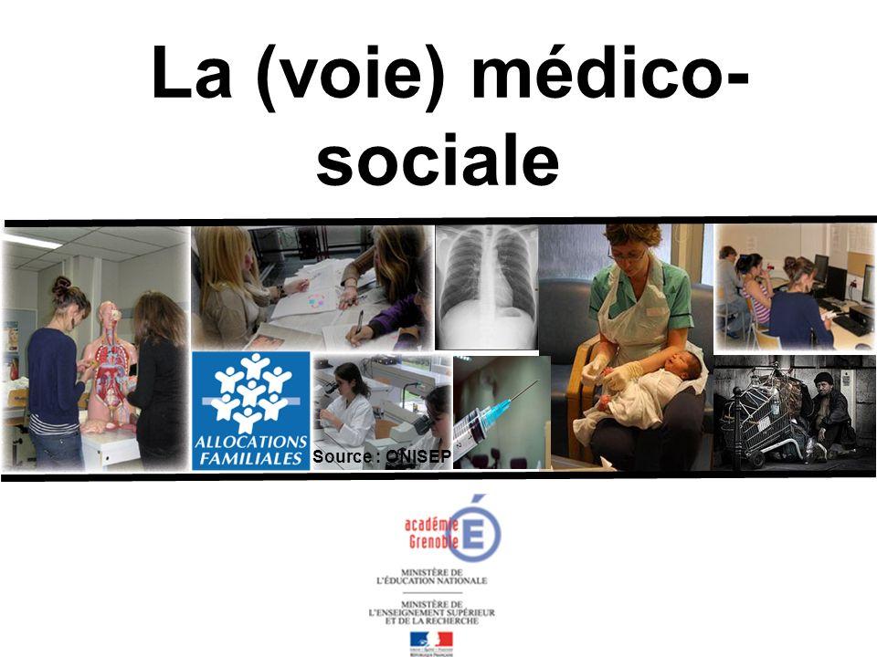 La (voie) médico-sociale