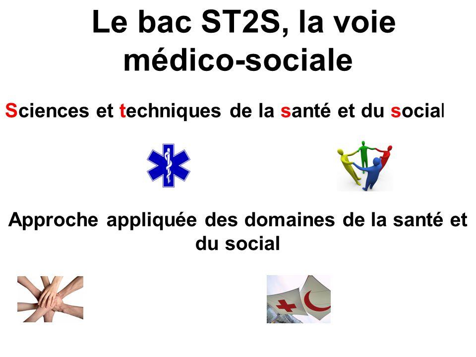 Le bac ST2S, la voie médico-sociale