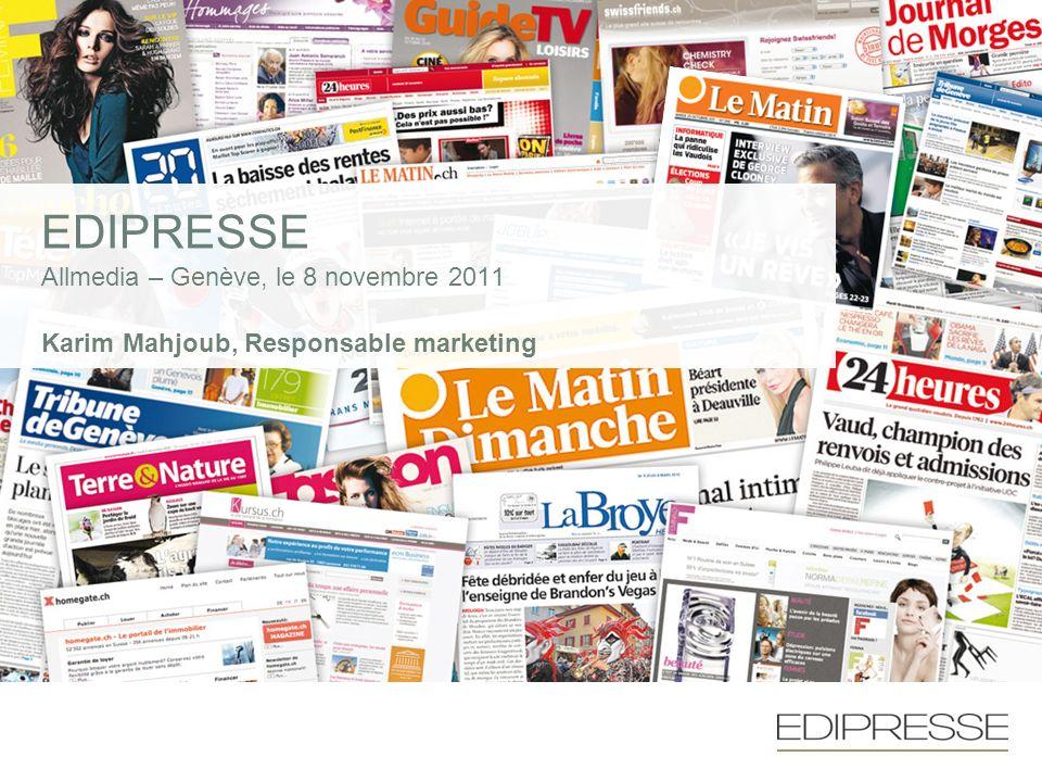 Allmedia – Genève, le 8 novembre 2011
