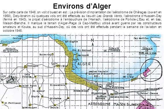 Environs d'Alger
