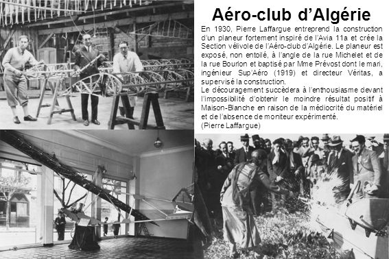 Aéro-club d'Algérie
