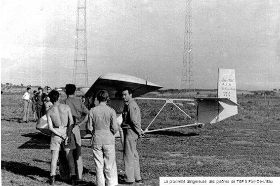 La proximité dangereuse des pylônes de TSF à Fort-De-L'Eau