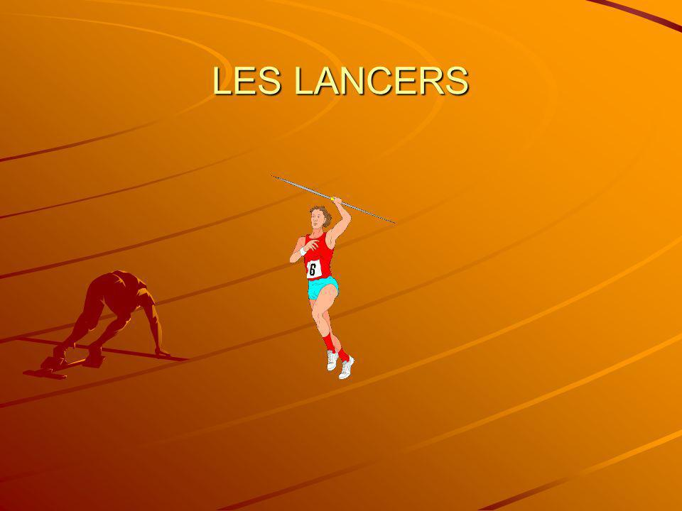 LES LANCERS