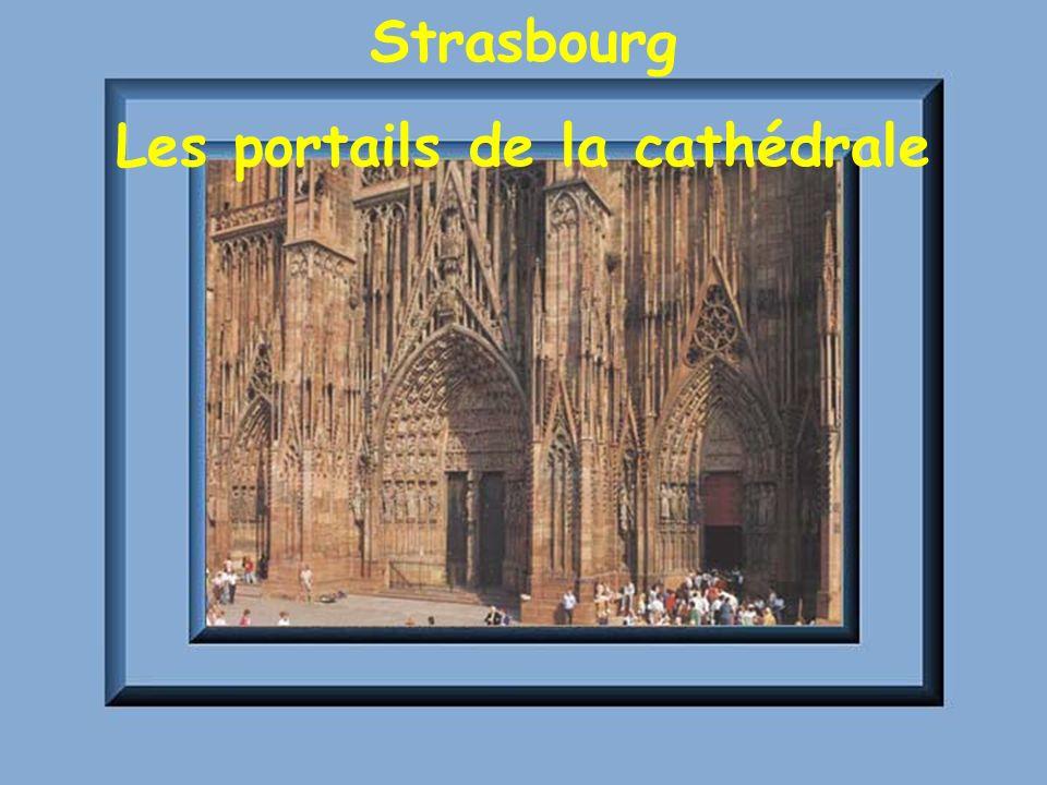 Les portails de la cathédrale
