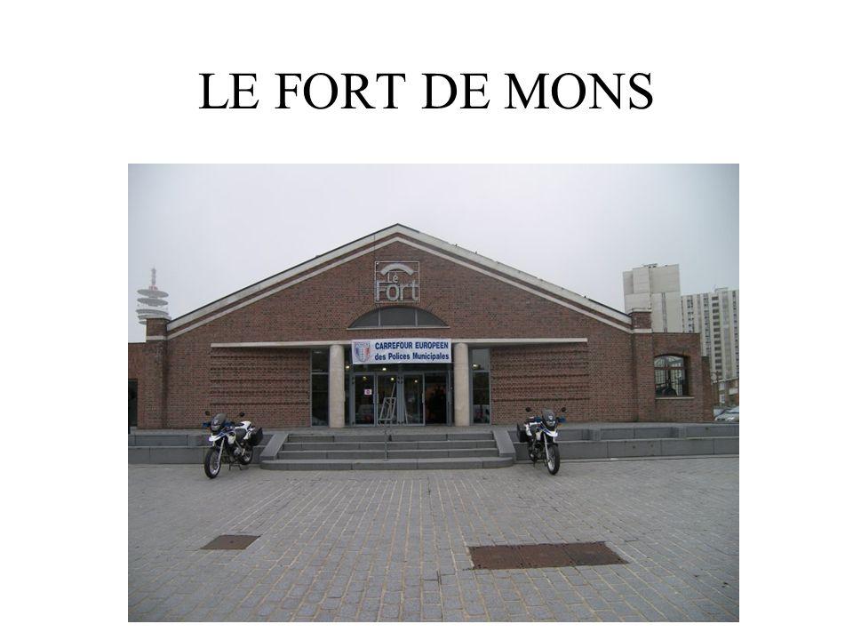 LE FORT DE MONS