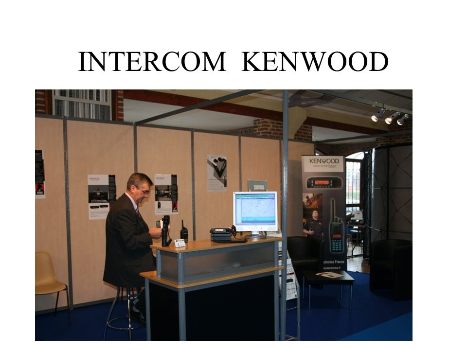 INTERCOM KENWOOD
