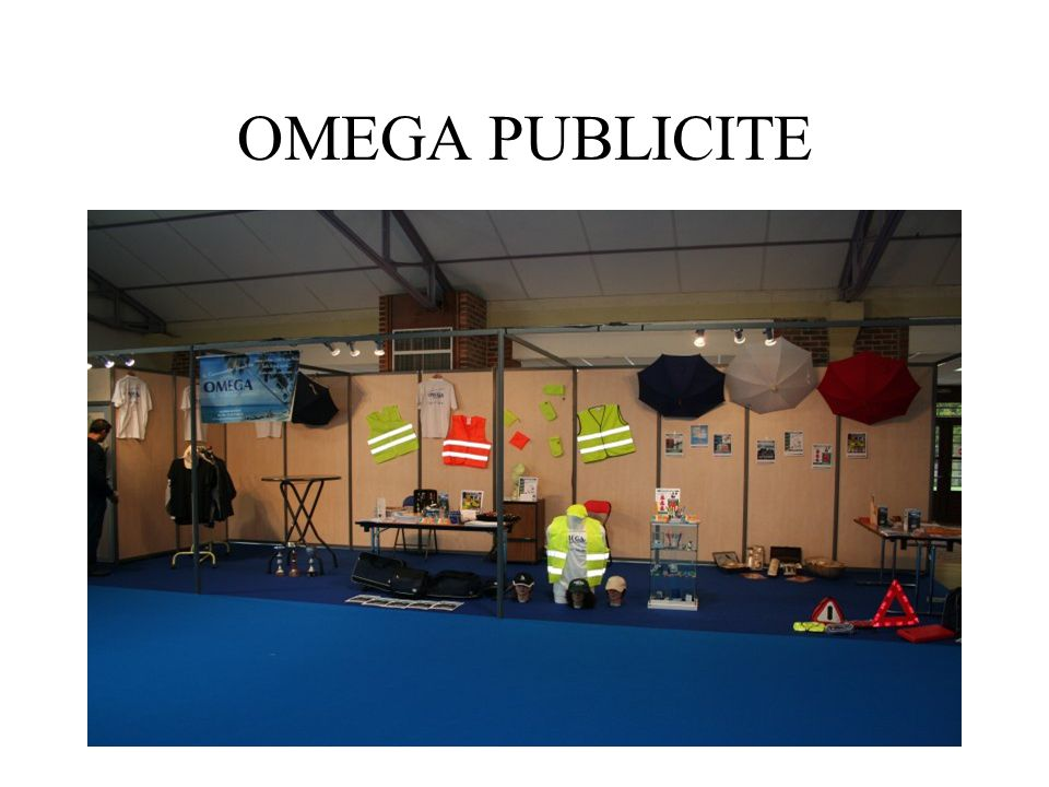 OMEGA PUBLICITE