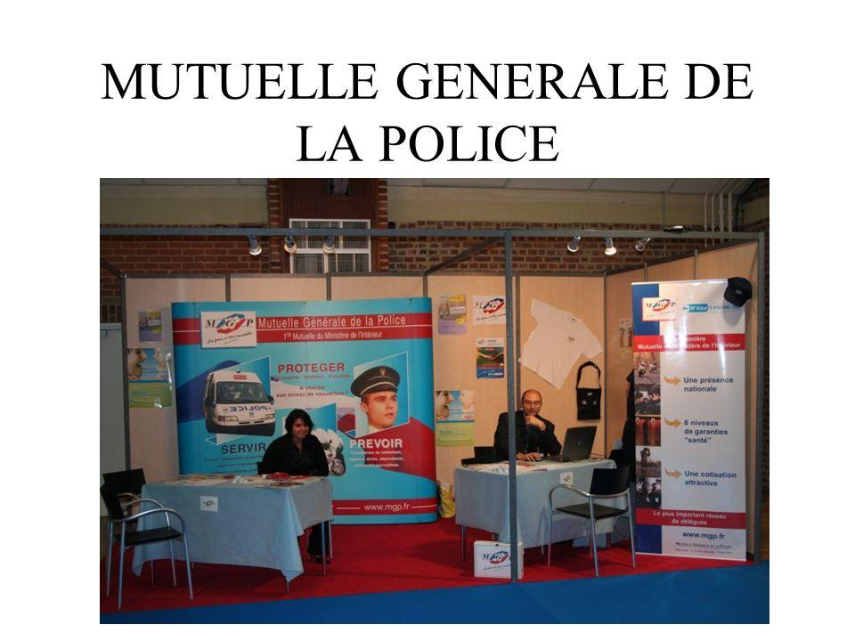 MUTUELLE GENERALE DE LA POLICE
