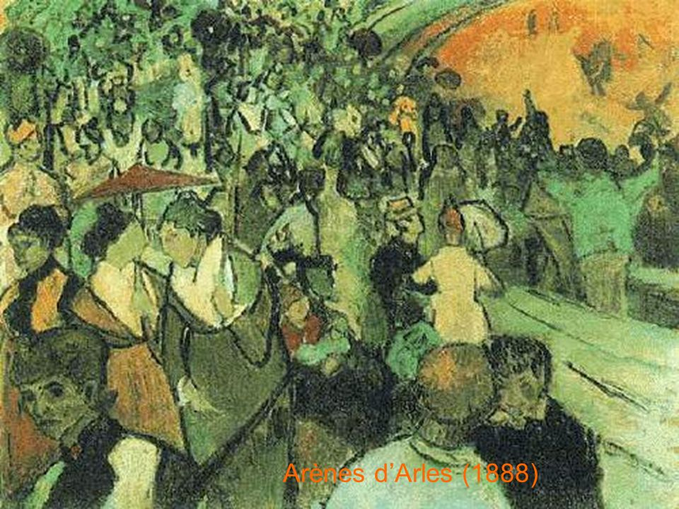 Arènes d'Arles (1888) 13