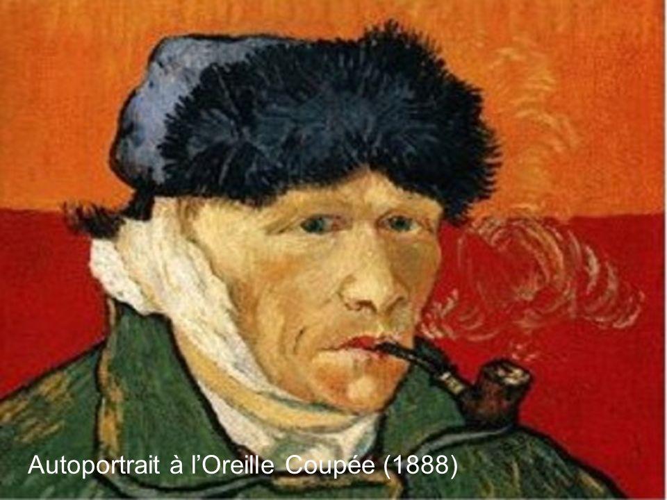Van gogh p riode d arles iii pr sent par loralix ppt - Autoportrait van gogh oreille coupee ...