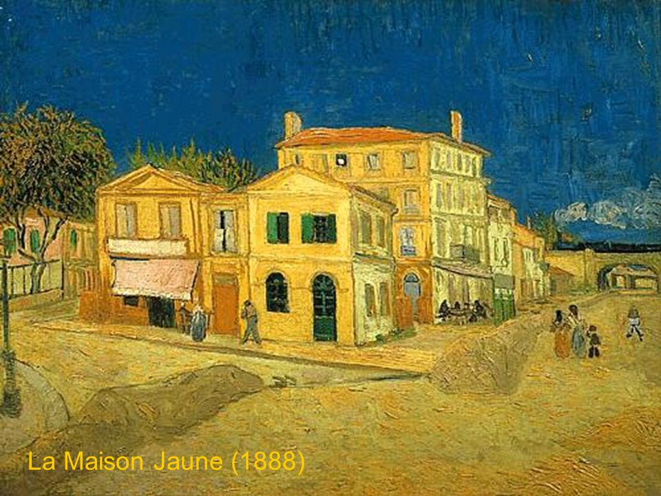 La Maison Jaune (1888) 5