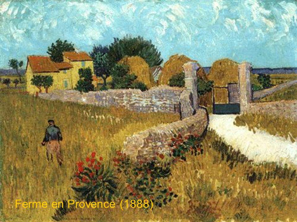 Ferme en Provence (1888) 7