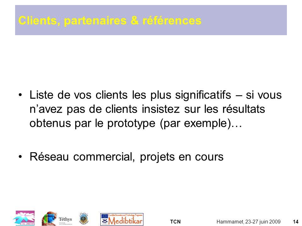 Clients, partenaires & références