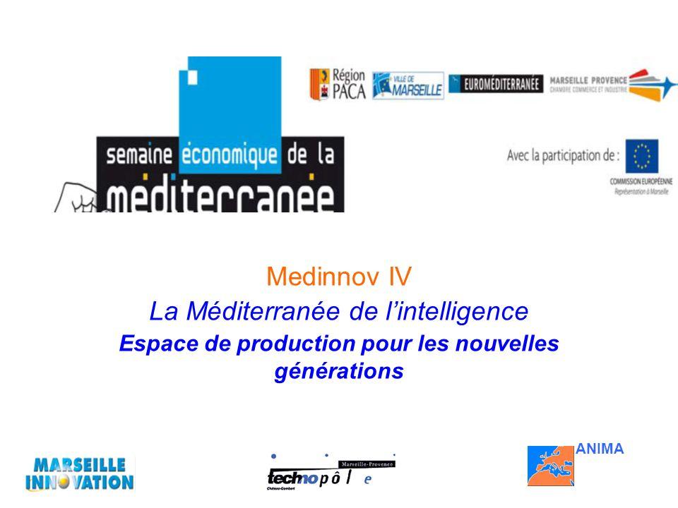 La Méditerranée de l'intelligence