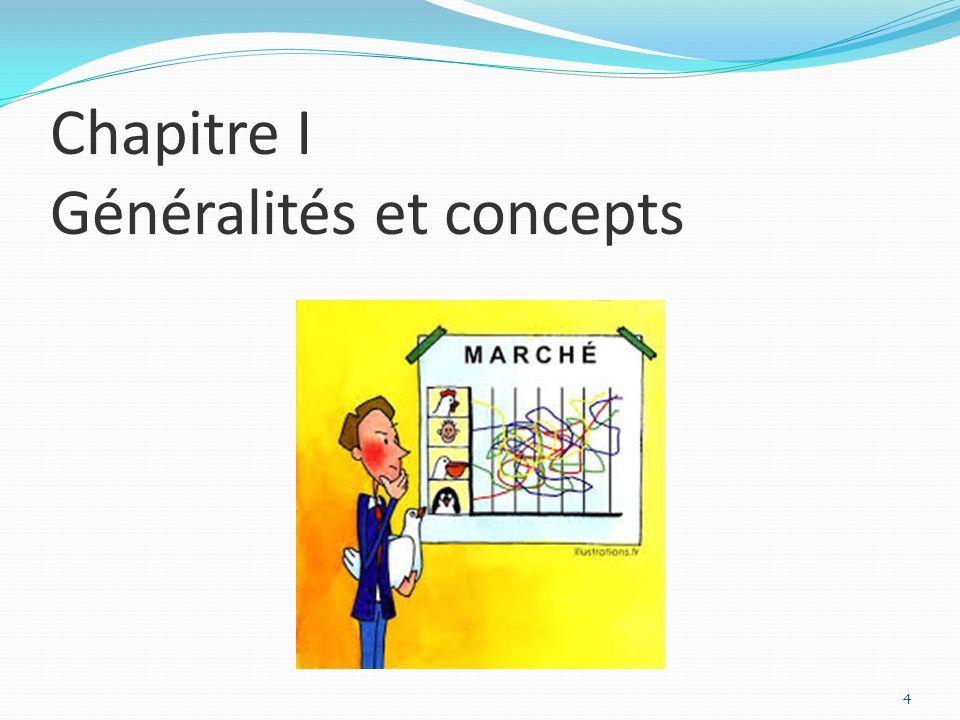 Chapitre I Généralités et concepts