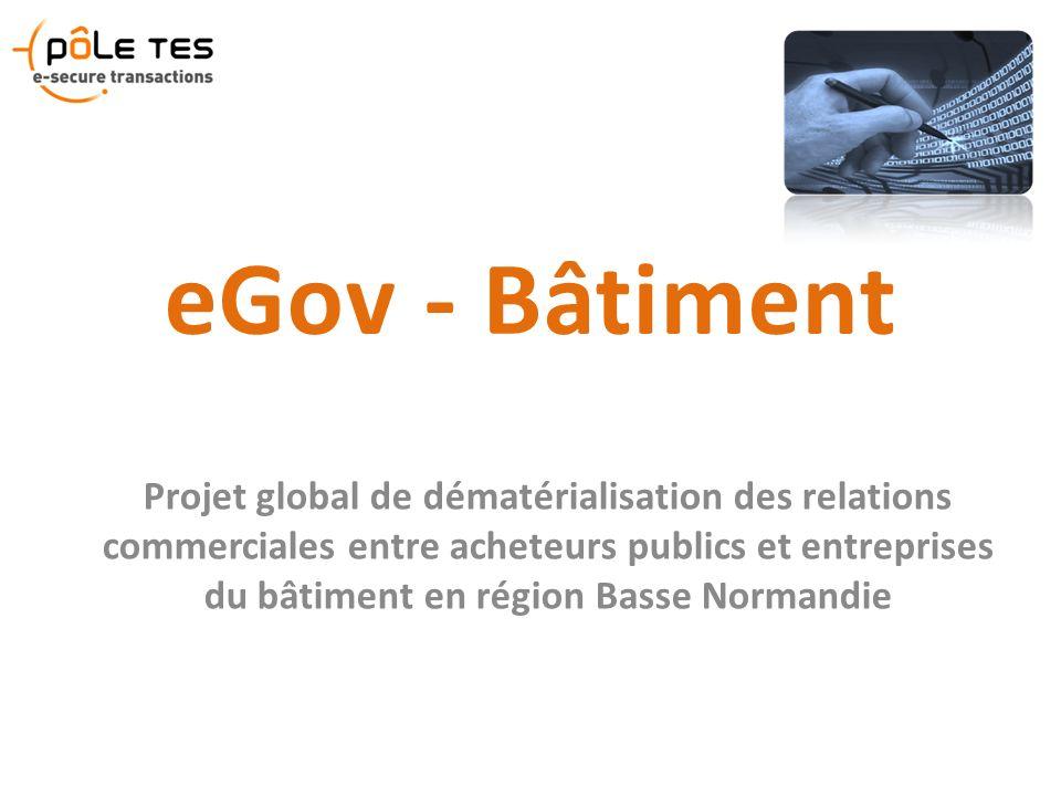 eGov - Bâtiment