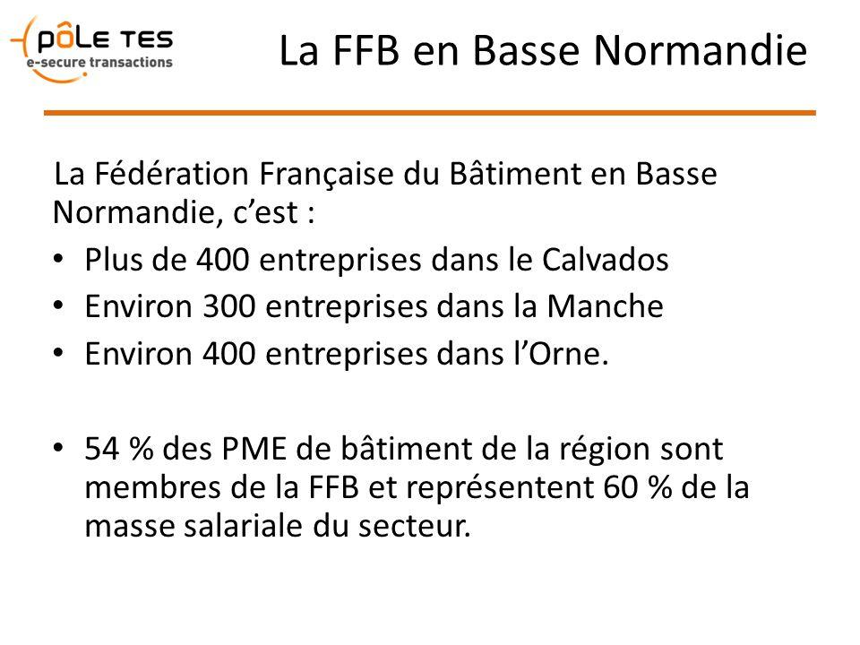La FFB en Basse Normandie